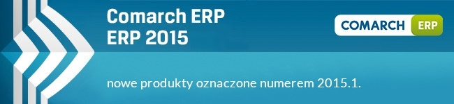 Baner Comarch ERP
