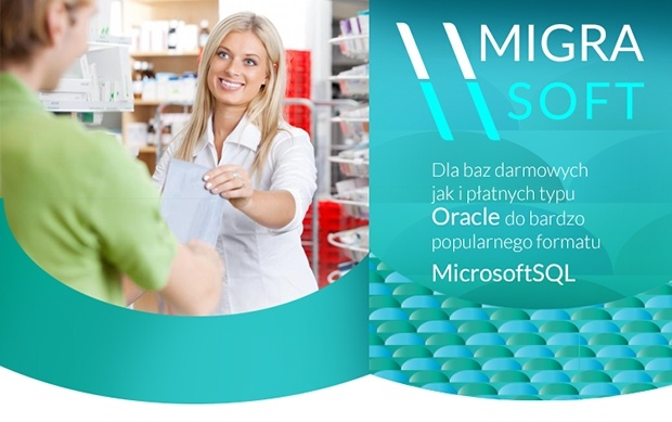 Migra soft dla baz darmowych i płatnych typu Oracle i Microsoft SQL