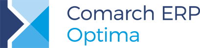 Logo Comarch ERP Optima