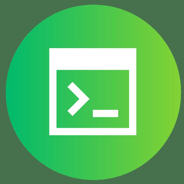 Ikona język programowania oprogramowanie dedykowane