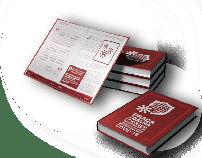 książka praca zdalna i cyfrowa transformacja