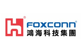 Logo Foxconn dostosowanie się do COVID 19