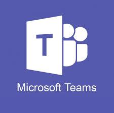 logo Microsoft Teams praca zdalna