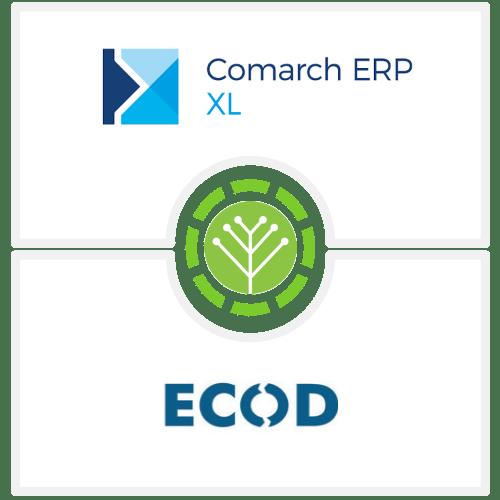 Integracja oprogramowania Comarch XL ECOD